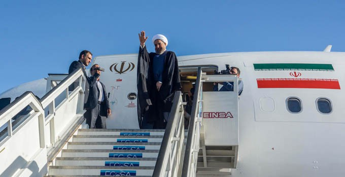 LA HABANA-CULMINA VISITA OFICIAL A CUBA PRESIDENTE DE IRAN