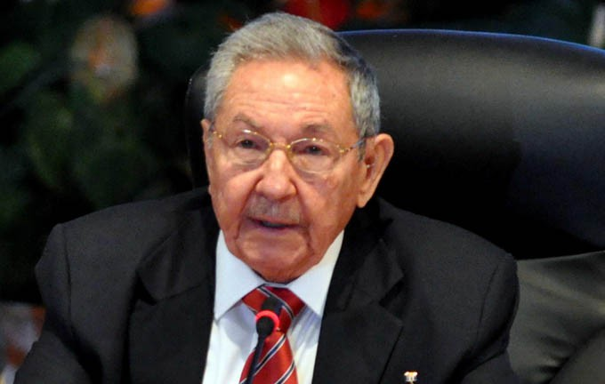 Raúl Castro -Vietnam
