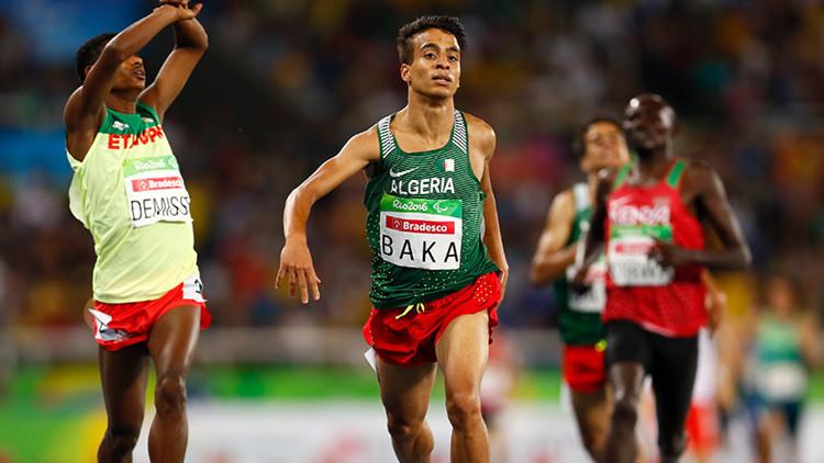 Cuatro atletas paralímpicos corren los 1.500 más rápido que el oro de los JJ.OO. de Río