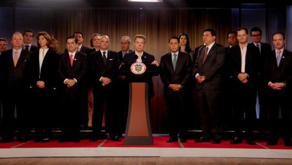 Firma de la paz de Colombia será entre el 26 y el 30 de septiembre