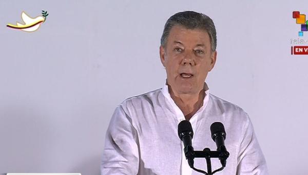 Santos: Este acuerdo es más que un silenciamiento de fusiles