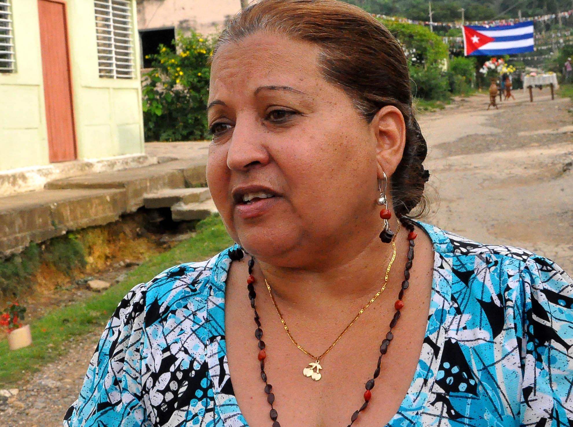 Felicitan federadas cubanas a sus hermanos cederistas
