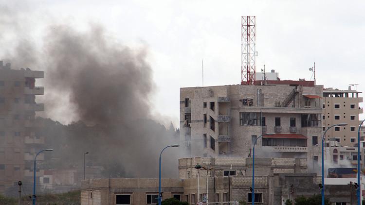 Decenas de muertos y heridos tras una serie de explosiones en Siria