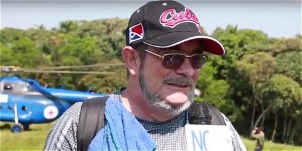 Timochenko llega a Colombia para X Conferencia guerrillera