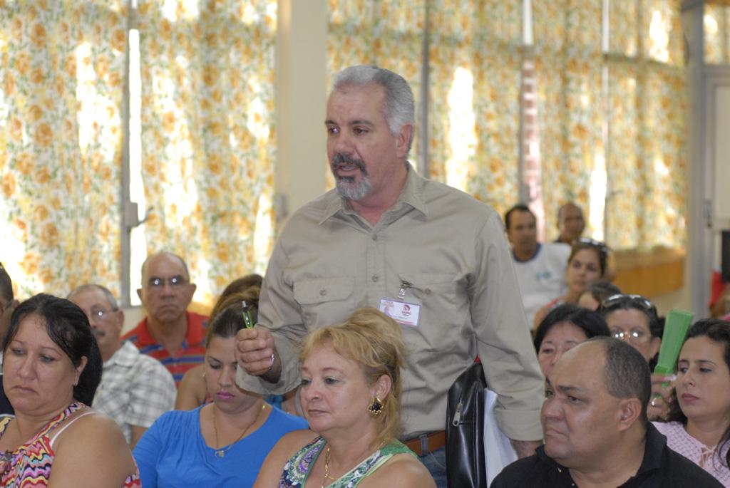 Yanuris Gutíerrez, director del ICRT en Granma