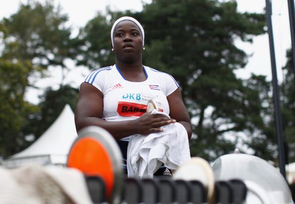 """""""El único doping que conozco es el sol que he cogido en la pista"""", Yarelis Barrios"""