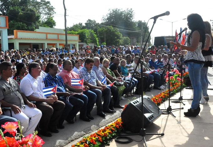 Celebran en Yara acto provincial por inicio del curso escolar