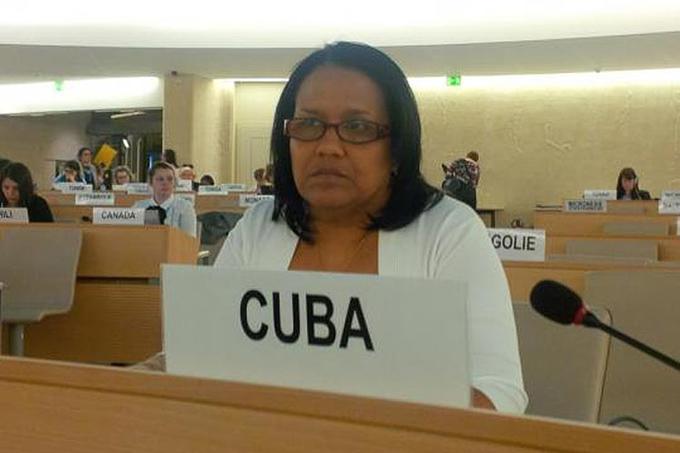Bloqueo contra Cuba es inmoral y viola la ética, denuncian en Ginebra