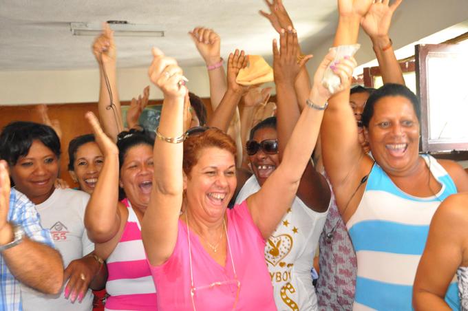 CDR, una organización de pueblo