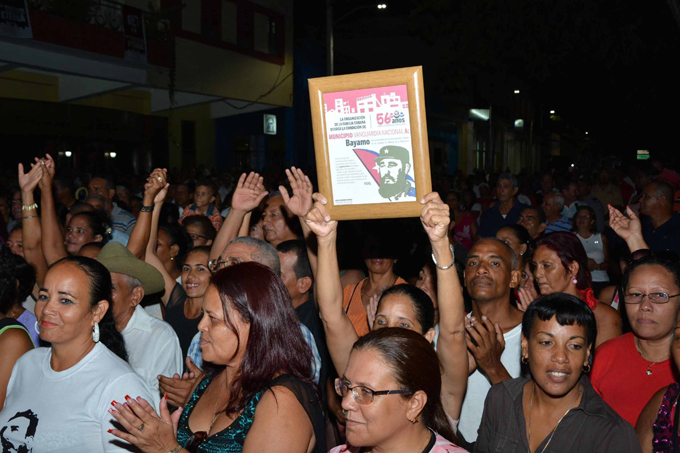 Ostenta Bayamo distinción de Vanguardia Nacional de los CDR