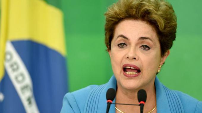 "Emotiva carta de Dilma Rousseff: ""No desistan de la lucha"""