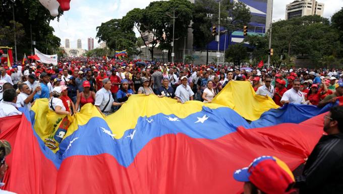 América Latina se movilizó a favor a la Revolución Bolivariana