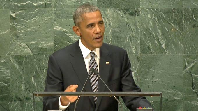 Obama reconoce en ONU abismo entre naciones ricas y pobres