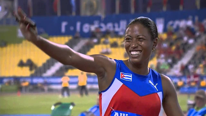 Omara Durand abrirá por Cuba en los Juegos Paralímpicos