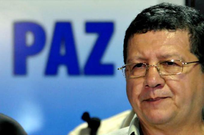 Apoyo guerrillero a los acuerdos de paz de Colombia en La Habana