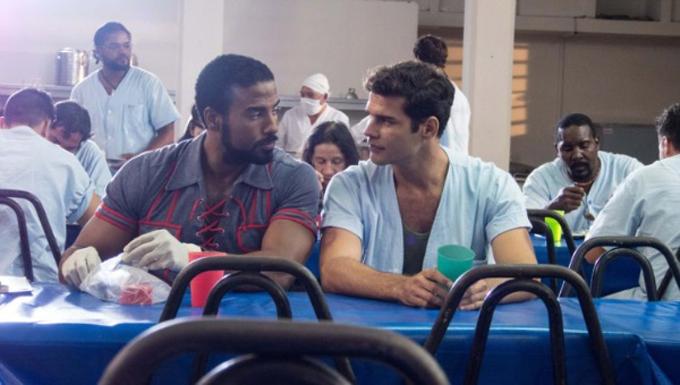 Película cubana El acompañante de estreno en Caracas