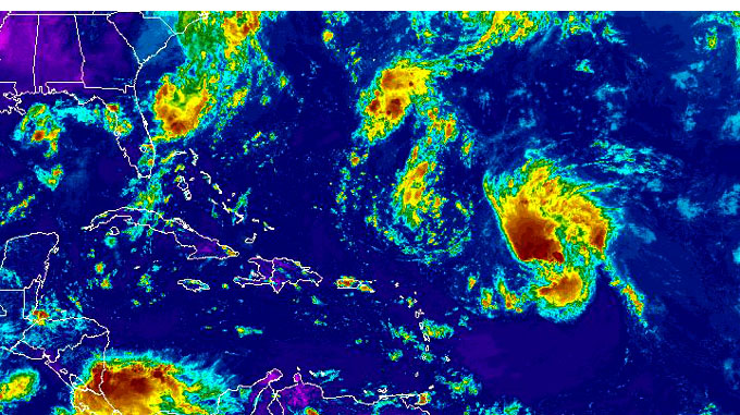 Se forma la tormenta tropical Lisa