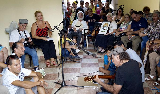 Rinden homenaje a Bladimir Zamora