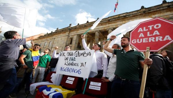 Cese al fuego en Colombia será hasta el 31 de octubre