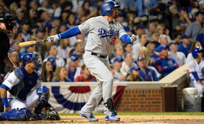 Dodgers empatan serie con Cachorros gracias al brazo de Kershaw
