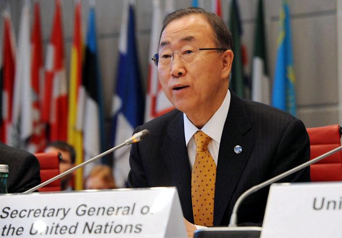 Ban Ki-moon demanda en Turquía un futuro energético sostenible