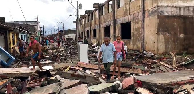 Estado Revolucionario Cubano financiará el 50% de los precios de los materiales de la construcción a los afectados por Matthew
