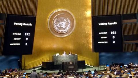 El mundo votó contra el bloqueo, Estados Unidos se abstiene (+ infografías)