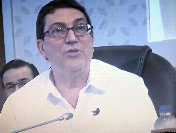 Discurso del Canciller Cubano en XXV Cumbre Iberoamericana