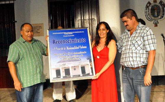 Celebran 25 años de la Casa de la Nacionalidad Cubana (+fotos)