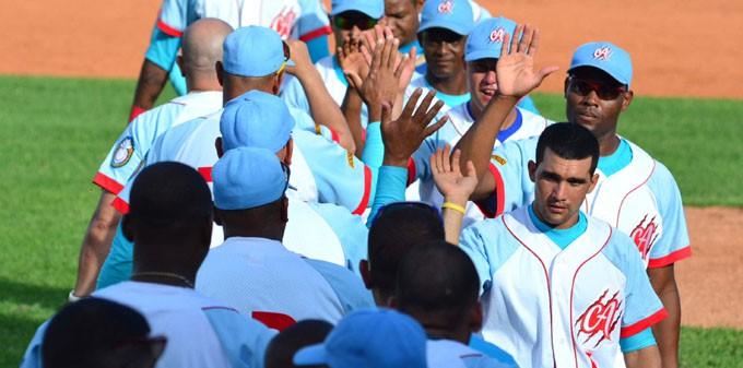 CUBA-CLASIFICA CIEGO DE ÁVILA PARA SEGUNDA FASE DE LA PELOTA CUBANA