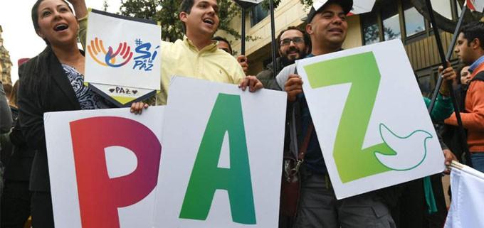 Colombia Acuerdos de Paz