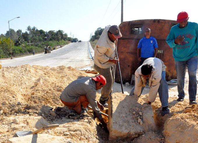 Realizan constructores de Granma jornada en favor de la calidad