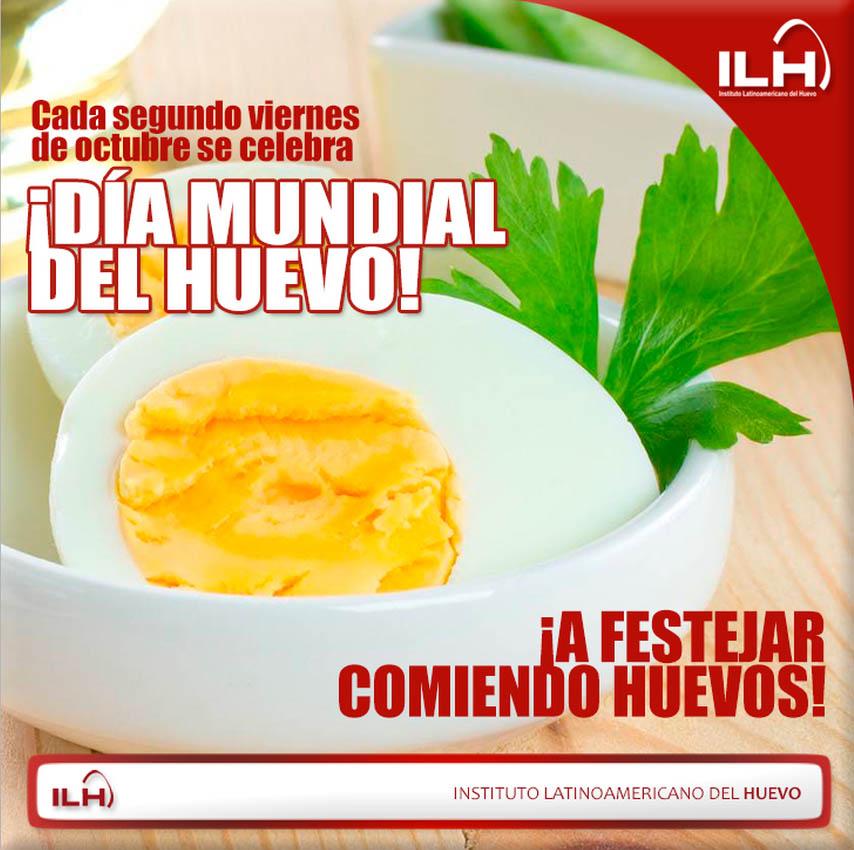 ¡Feliz Día Mundial del Huevo!