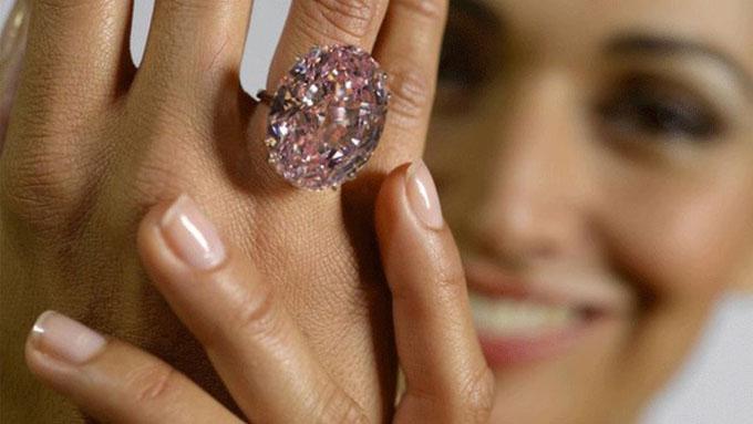Los diamantes pueden utilizarse como bases de datos, según expertos