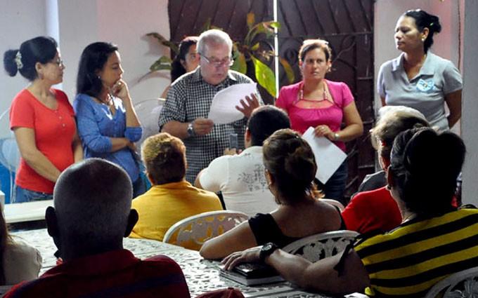 Alberto Sánchez Hernández dirige sus palabras al auditorio FOTO/ Rafael Martínez Arias
