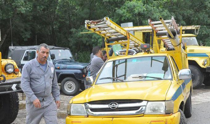 Listos linieros de Granma para viajar hacia Baracoa