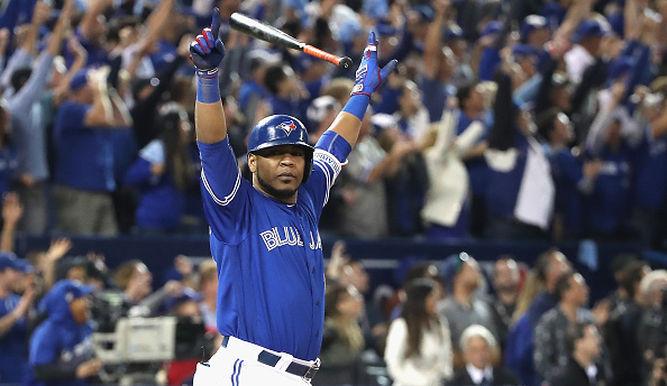 Azulejos vencen en duelo de comodines del béisbol estadounidense