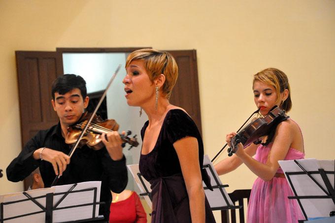 Exsulten invita a Händel a la Fiesta (+ fotos y videos)