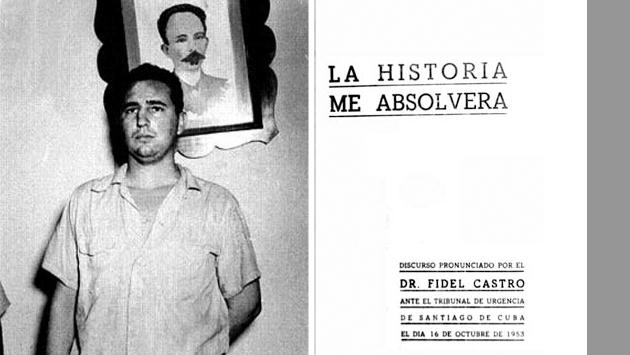 El alegato eterno de Fidel Castro