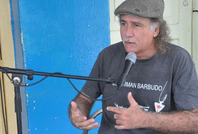 Presentan Caimán Barbudo dedicado al intelectual Bladimir Zamora