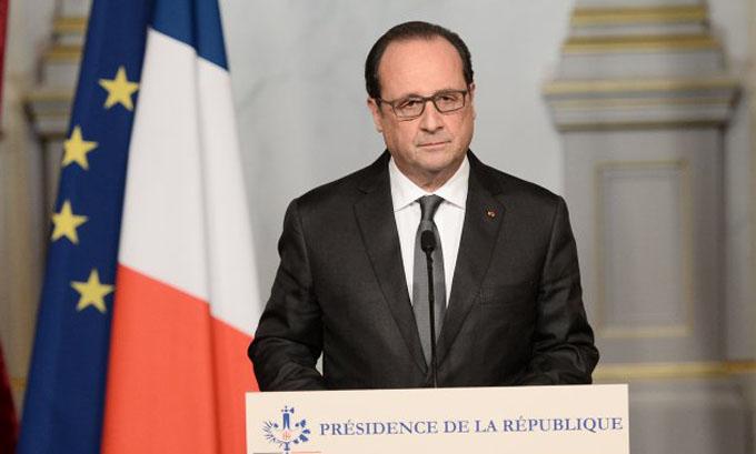 Presidente de Francia aboga por fin del bloque de EE.UU. contra Cuba