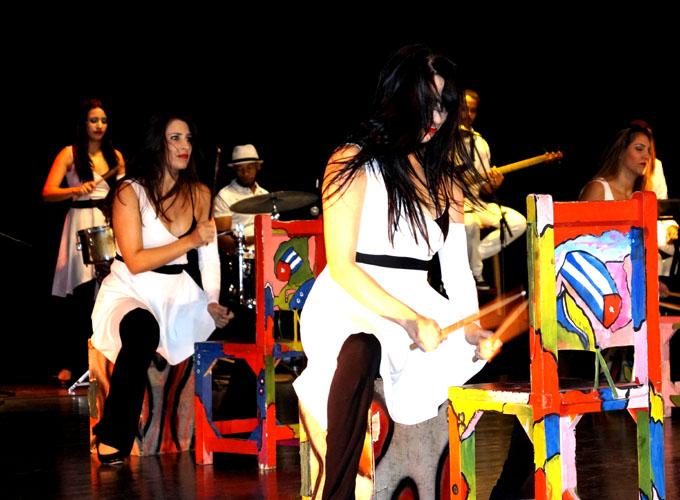Habana Compás Dance brilló en Bayamo (+ fotos)