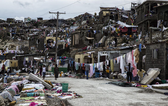 Sigue difícil situación humanitaria en Haití