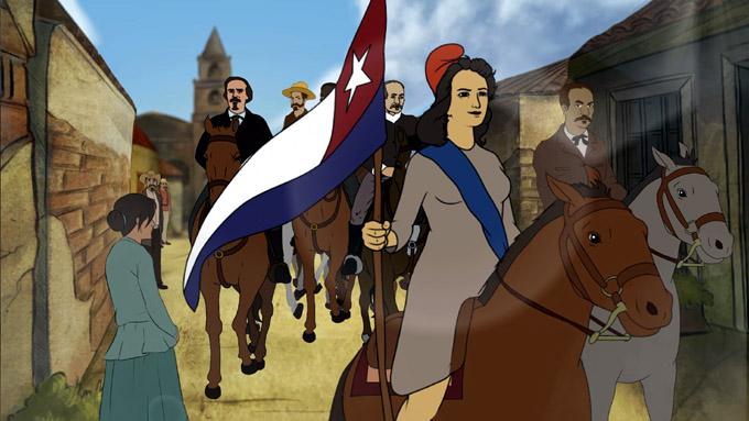 Estrenan segundo animado acerca de la historia de Bayamo (+ video)
