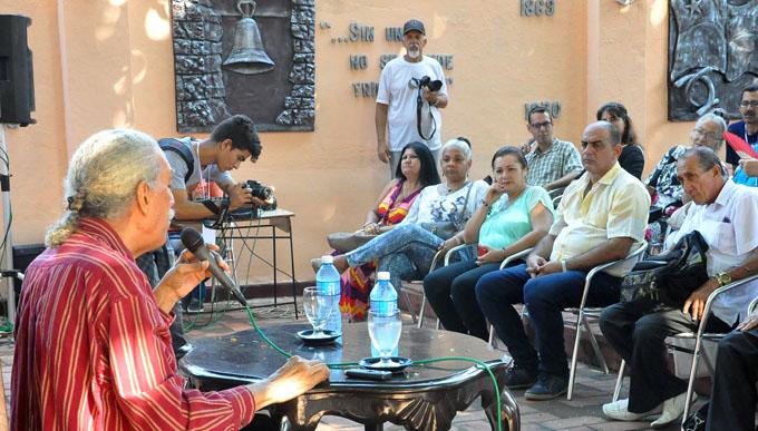 Resalta Martínez Furé importancia de la identidad de los pueblos (+ audio y video)