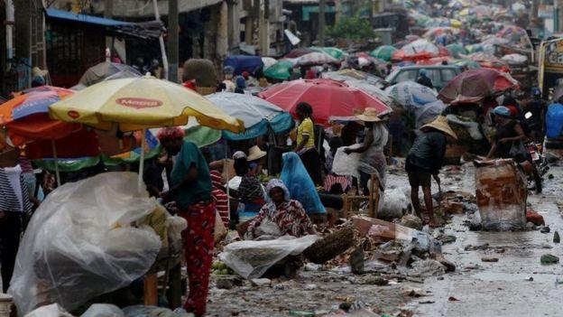 Confirman cinco muertes en Haití por paso de huracán