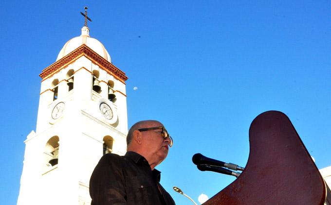 Miguel Barnet: nuestro Himno Nacional no fue una casualidad histórica (+ audio)