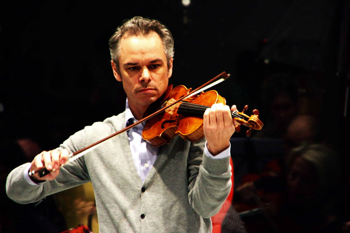 Violinista austríaco Benjamín Schmid inaugurará Mozart Habana