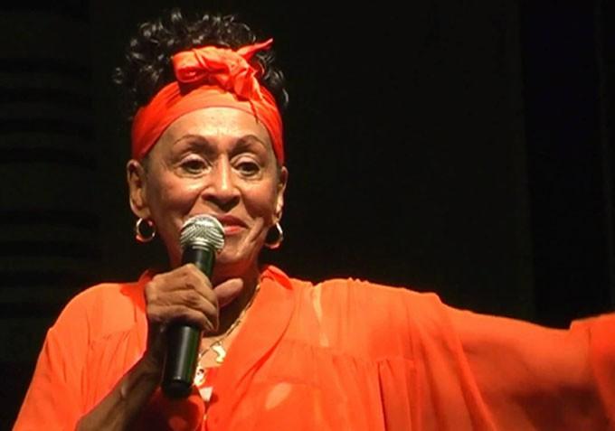 Omara música cubana