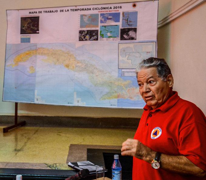 Cuba se prepara ante cercanía de huracán de categoría cuatro